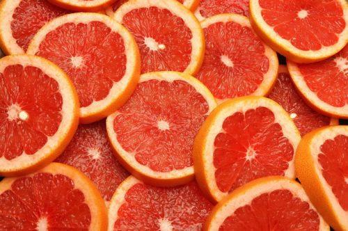 Grapefruit-Almond Cake
