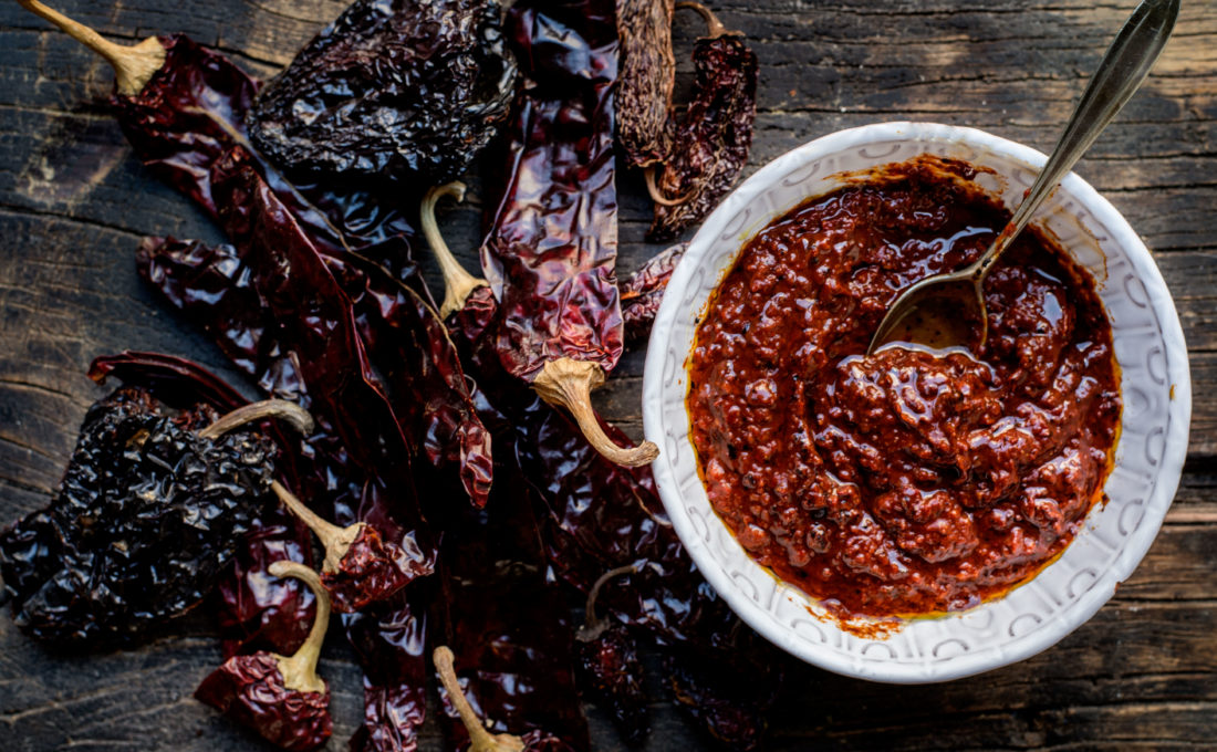Harissa: A Condiment For the Clutch