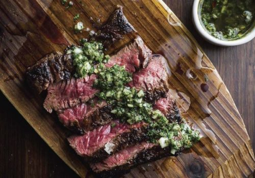 Herb Sauce: A Home Cook's Problem Solver