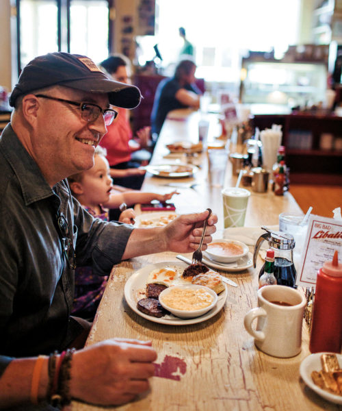 John Currence: A Serious Man. Serious About Breakfast.