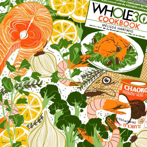 Breaking In <em>The Whole30 Cookbook</em>