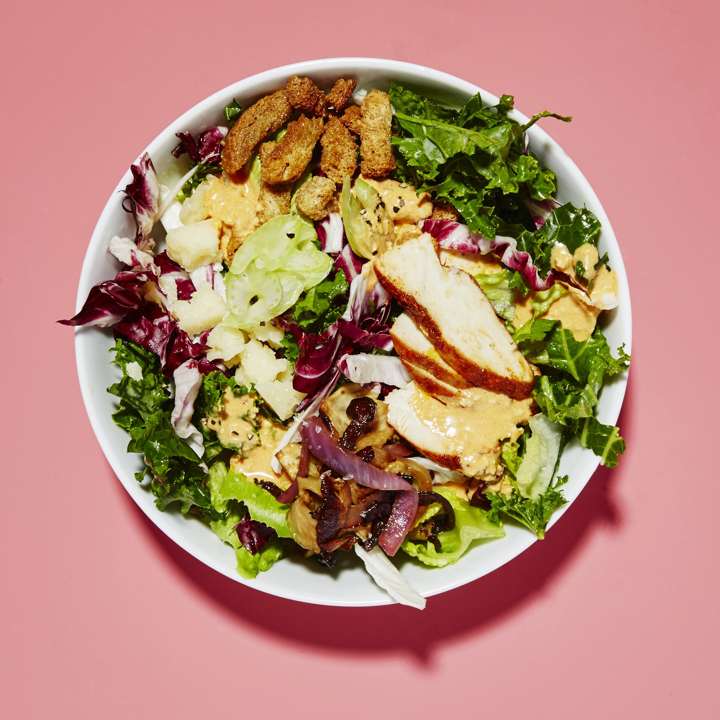salad bar salads