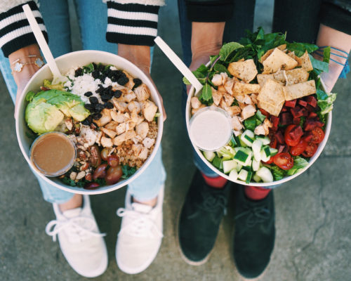 The Secrets of the Salad Bar Bosses