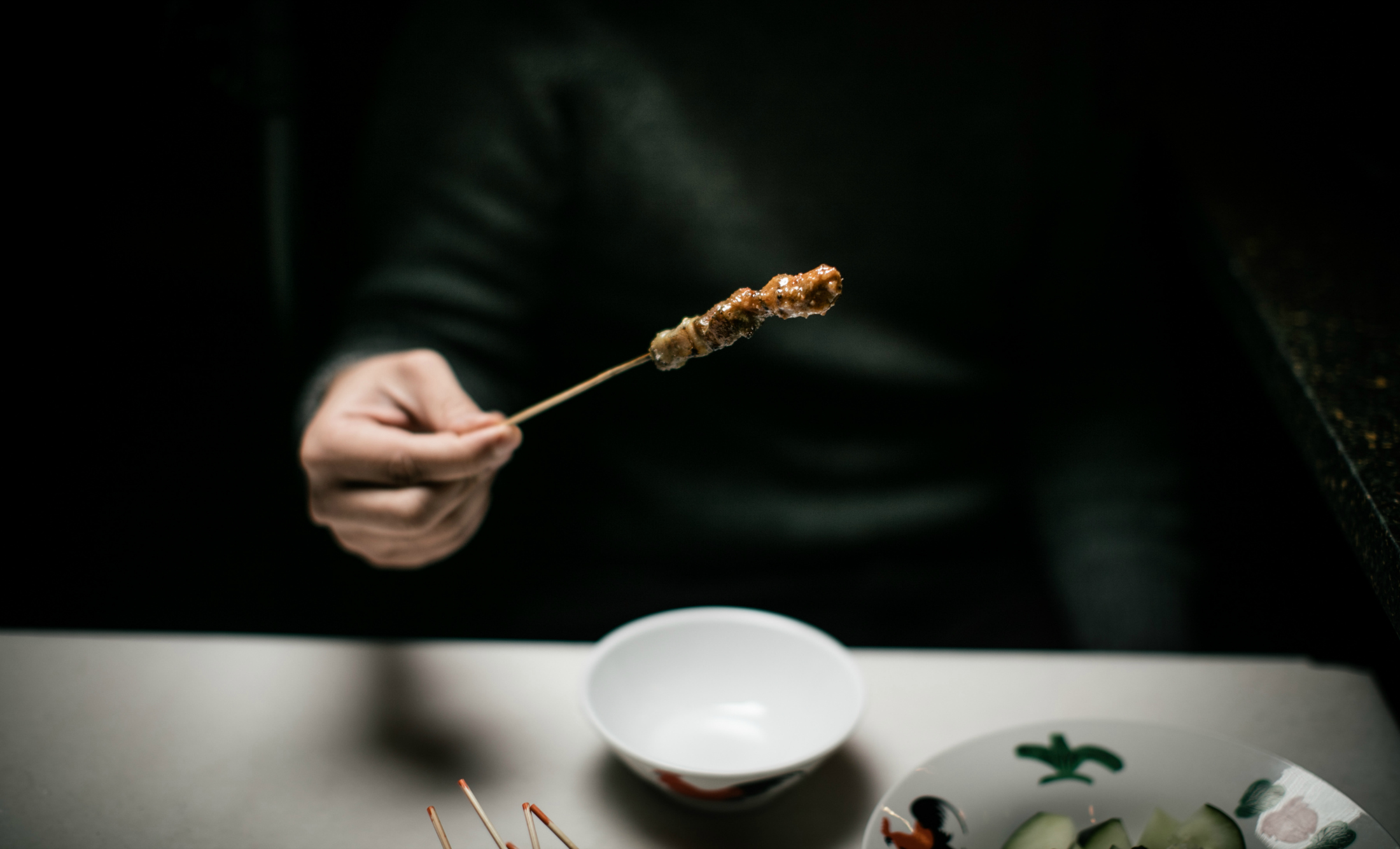 The Art of Malaysian Grilled Meat on a Stick
