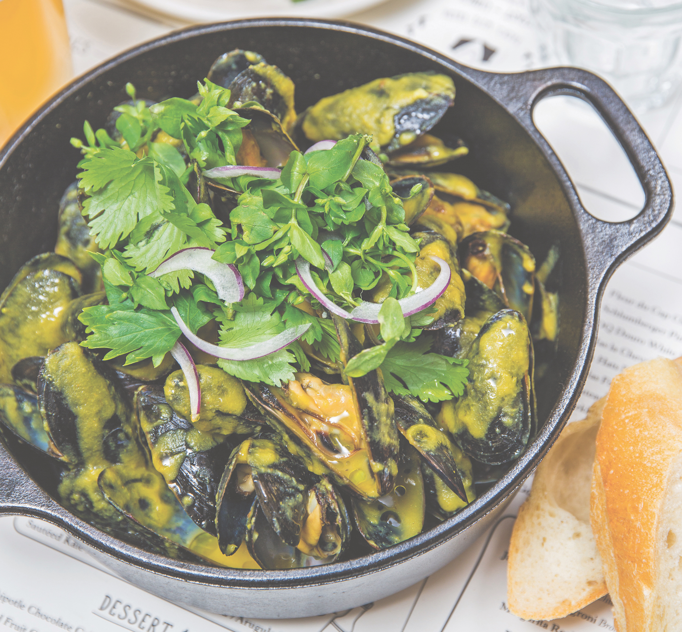 Durban Mussels From Jack's Wife Freda