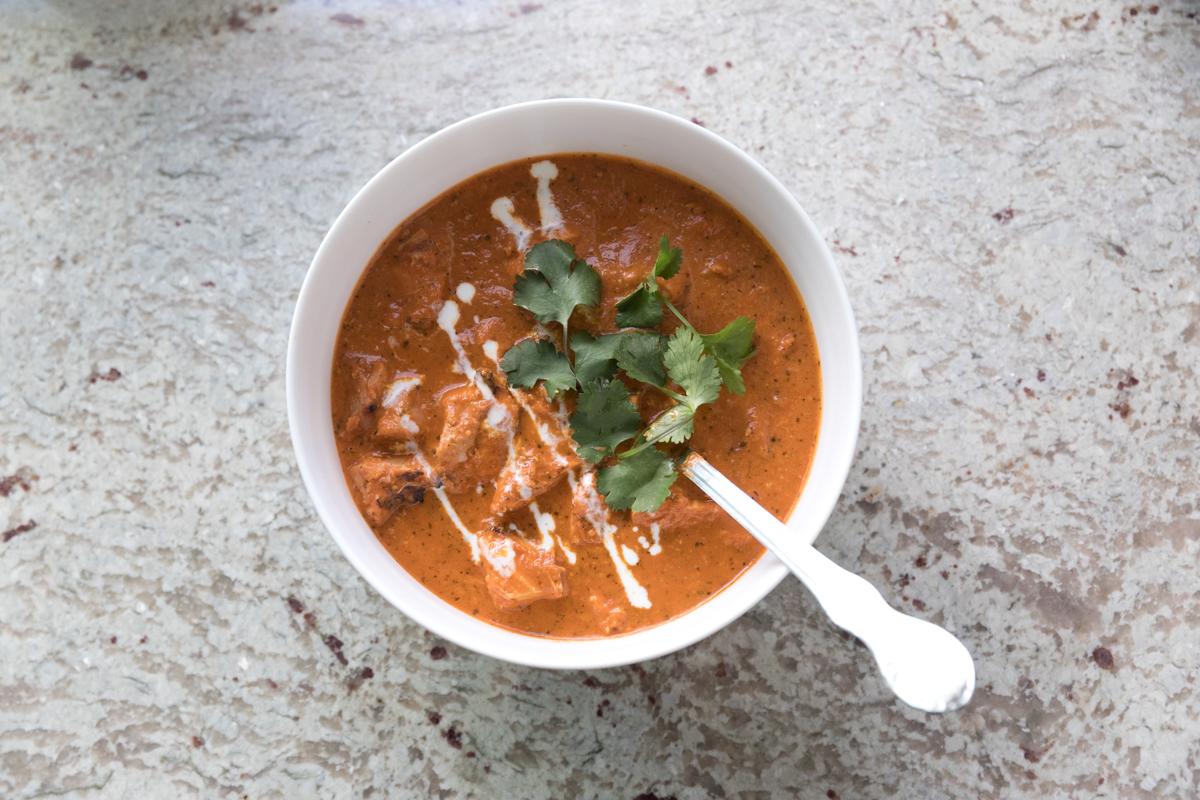 Badmaash Butter Chicken