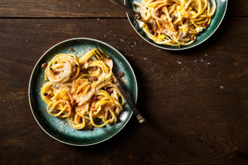 Pasta for Breakfast: It's Okay