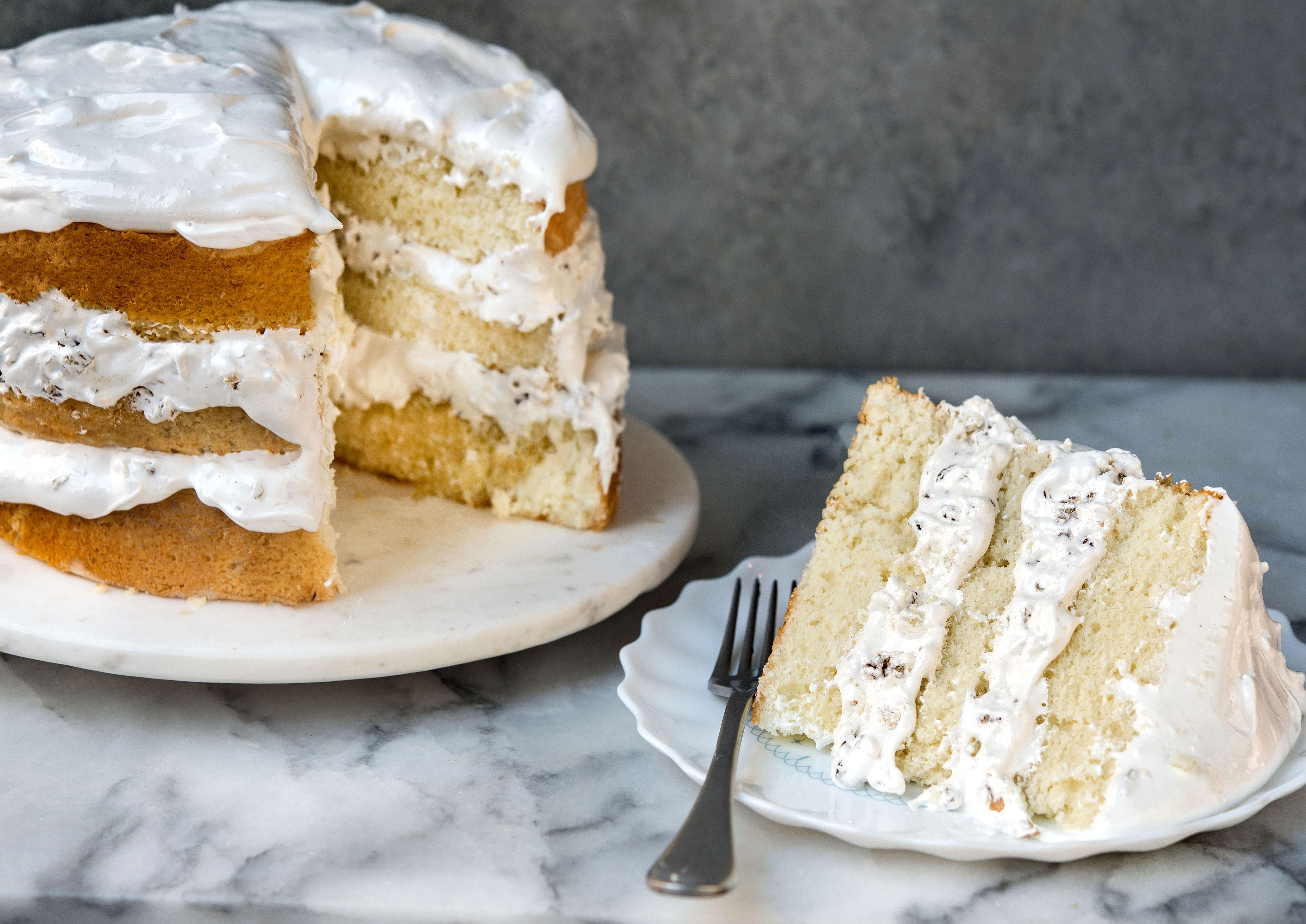 Lady Baltimore Cake | TASTE
