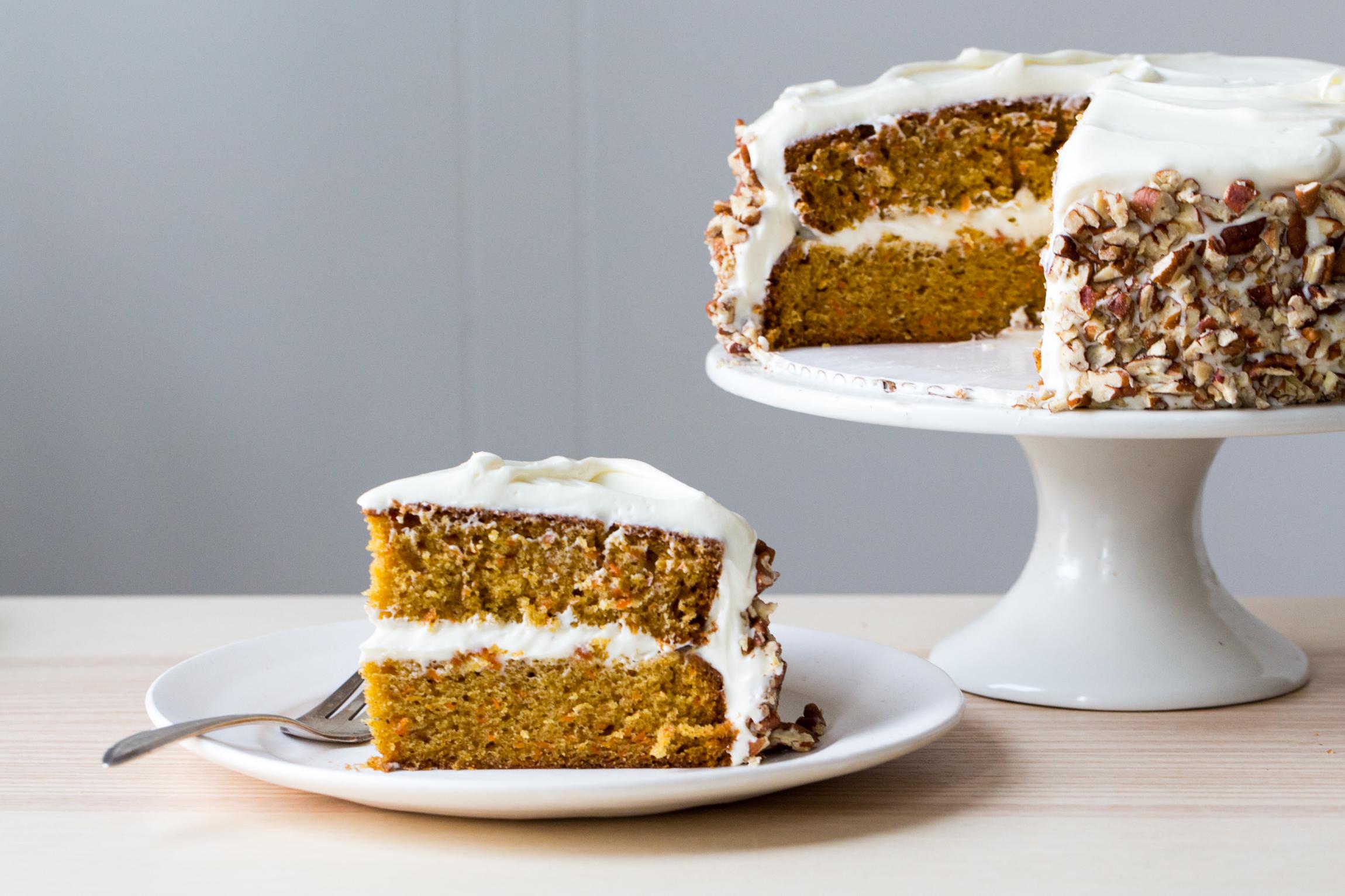 The Nonnegotiables Of Good Carrot Cake Taste