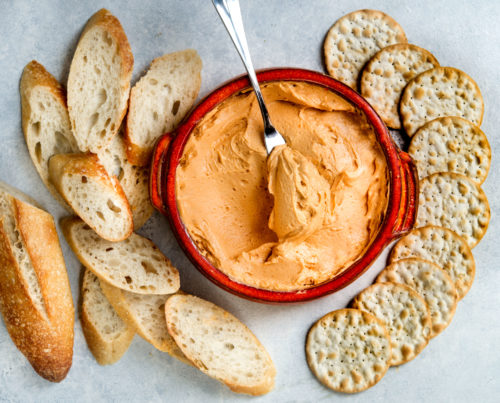 The Best Cheddar Cheese Spread