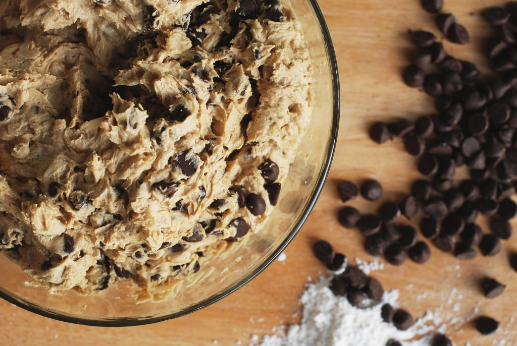 Everybody Should Keep a Bag of Cookie Dough in Their Freezer