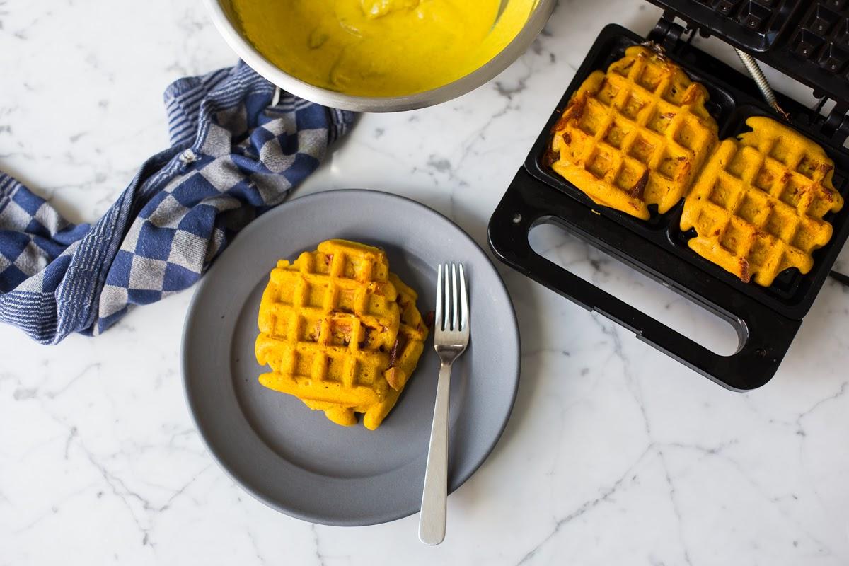 Banh Khot Waffles