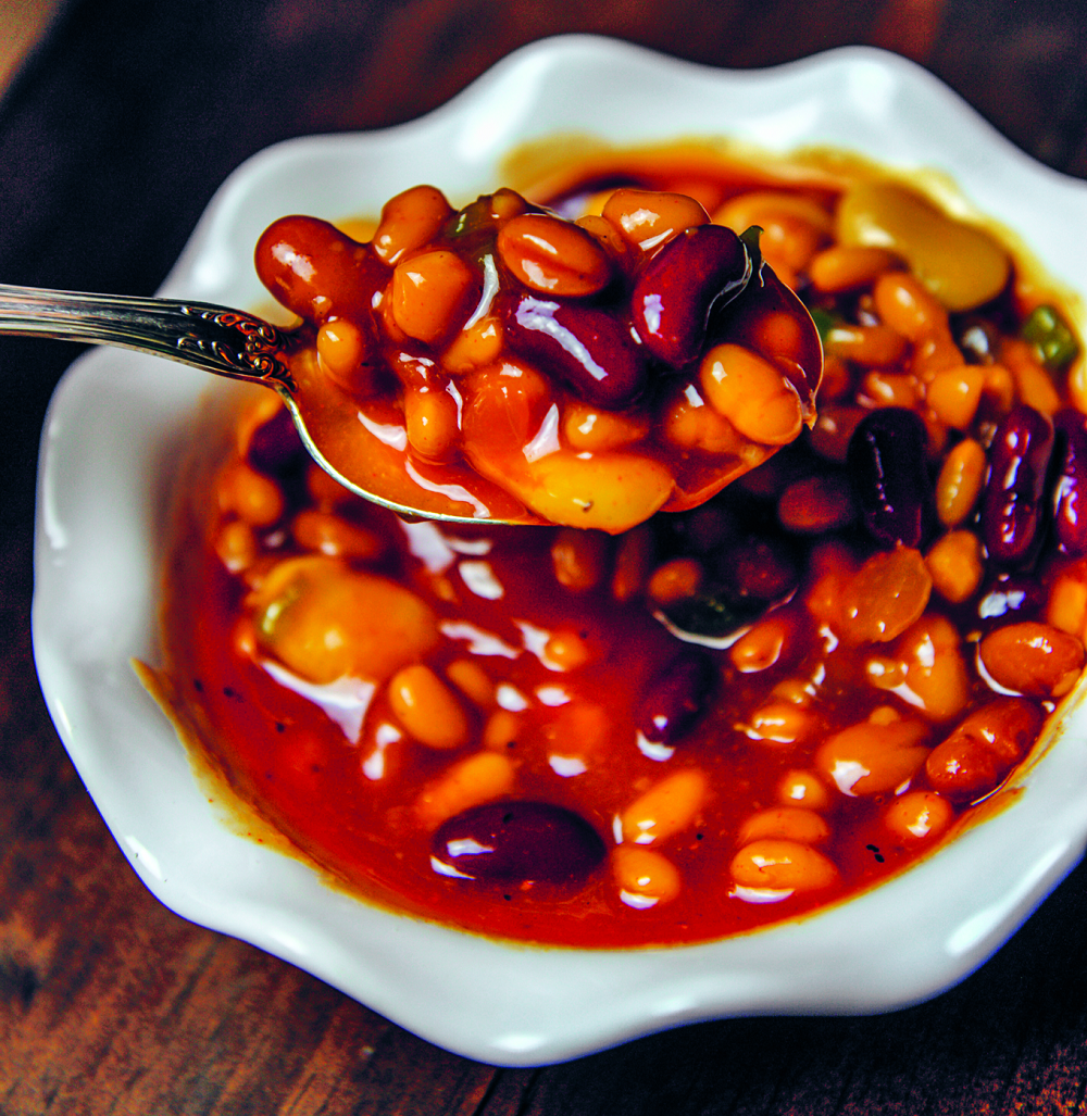 From-Scratch Baked Beans