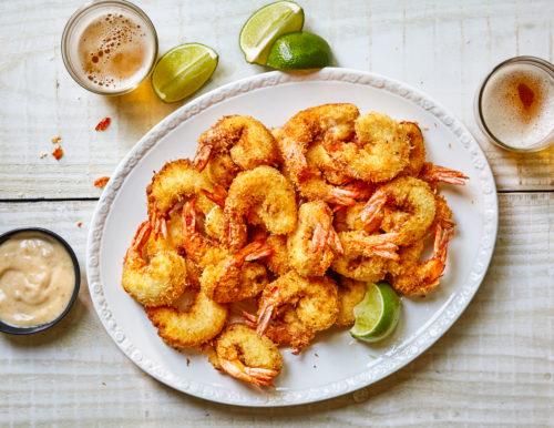 Real Deal Coconut Shrimp