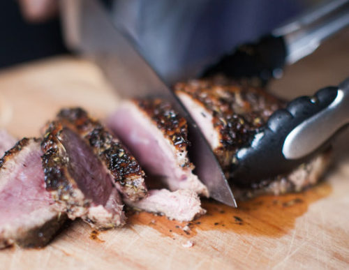 Pan-Seared Provençal Duck with Honey Sauce