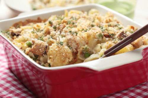 The Tuna Casserole is Not For Wimps