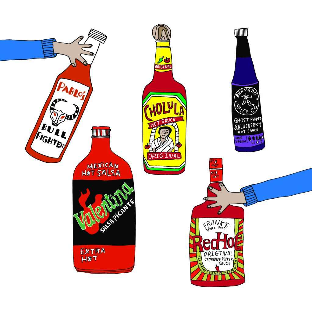 Confessions of a Hot Sauce Addict