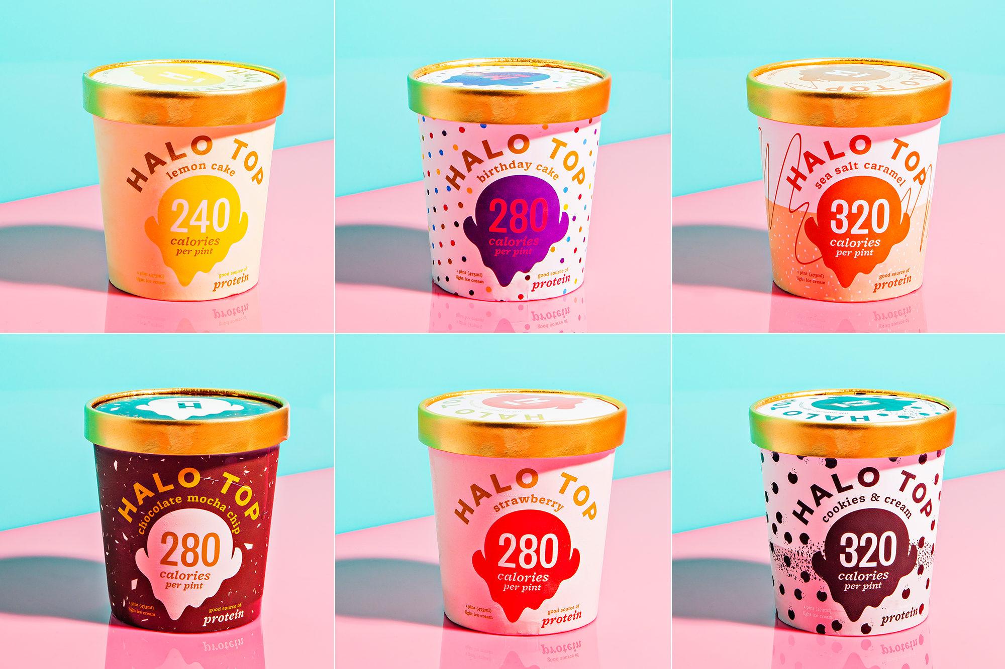 Article Halo Top Ice Cream