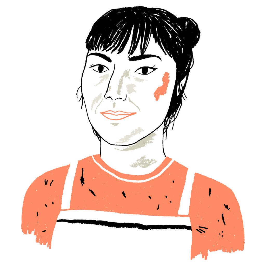 Meet Maya Okada Erickson
