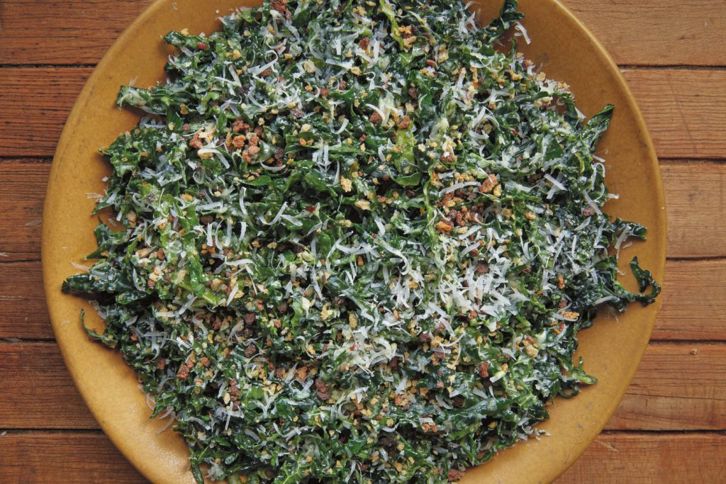 The 10th Anniversary of the Kale Salad as We Know It