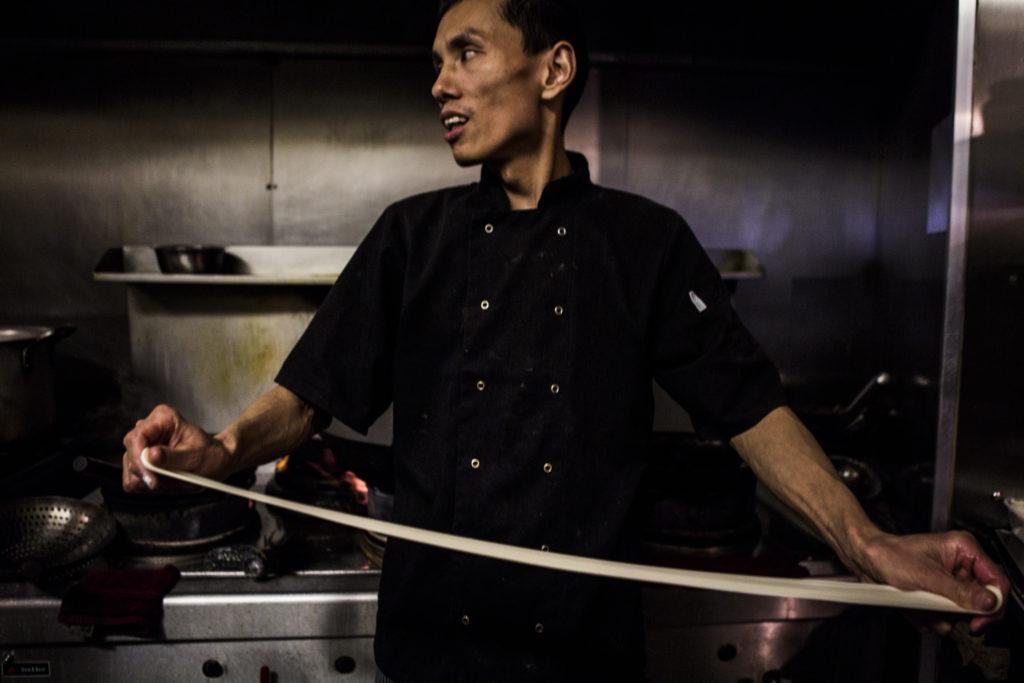 Biang Biang Goes the Noodles