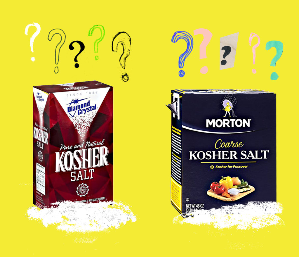 The Kosher Salt Question