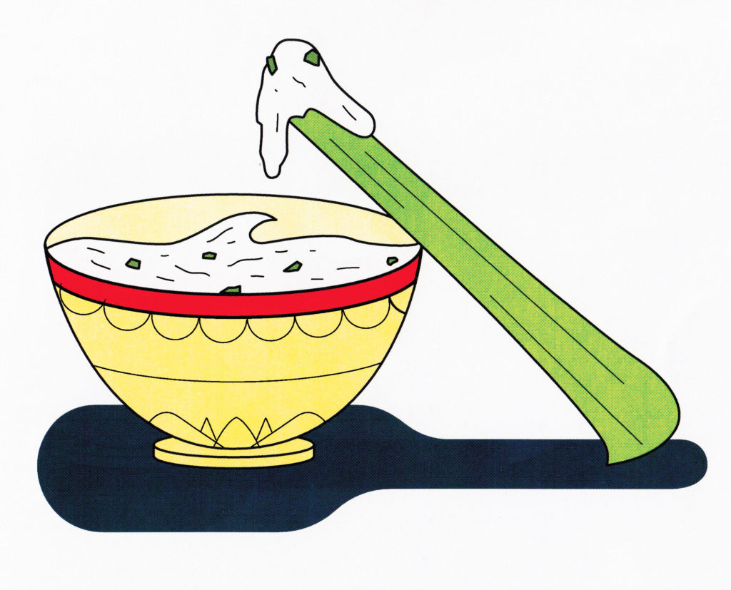 Celery Was the Avocado Toast of the Victorian Era