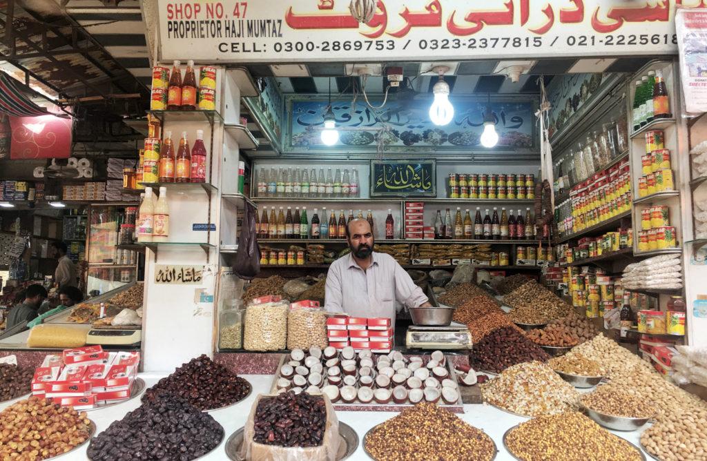 The Kitchens of Karachi