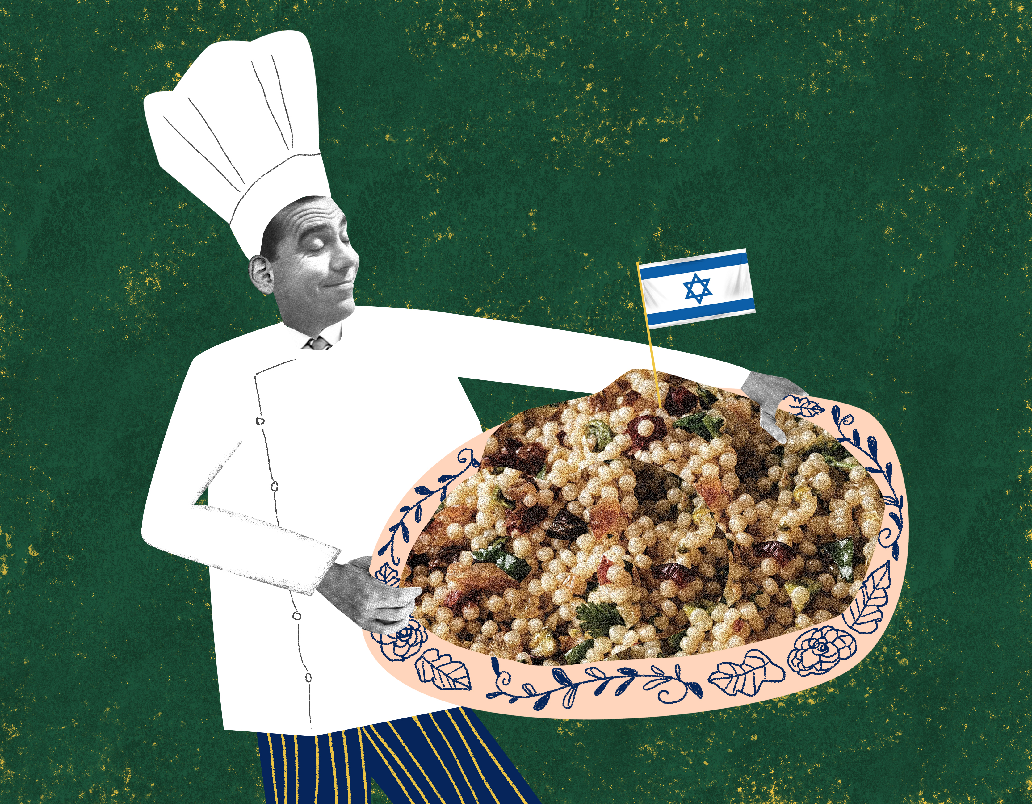 Ben Gurion S Rice The Truth About Israeli Couscous Taste
