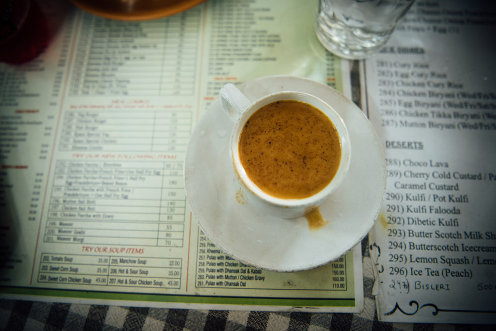 The Life and Death of Bombay's Irani Chai