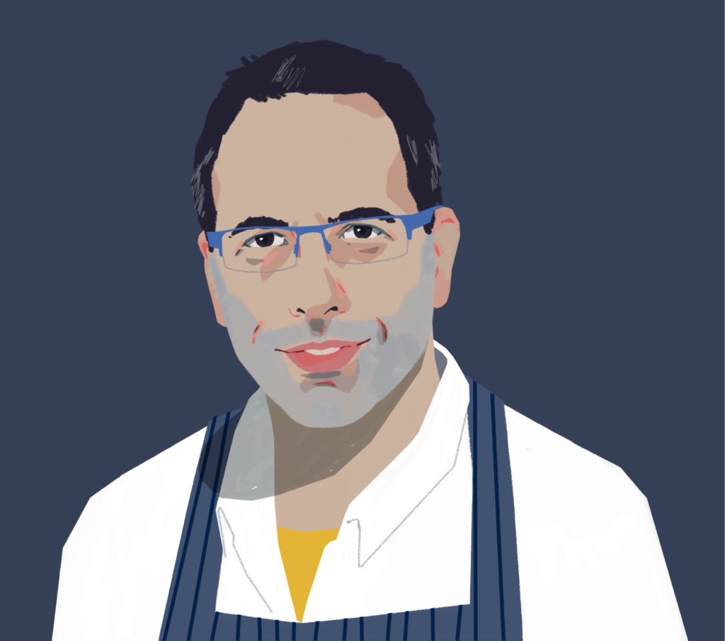 Ottolenghi Wants You to Put Za'atar on Whatever You Want