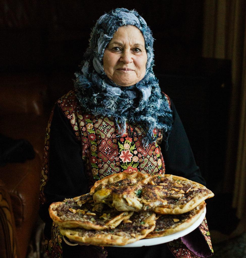 The Musakhan Queens of Ramallah
