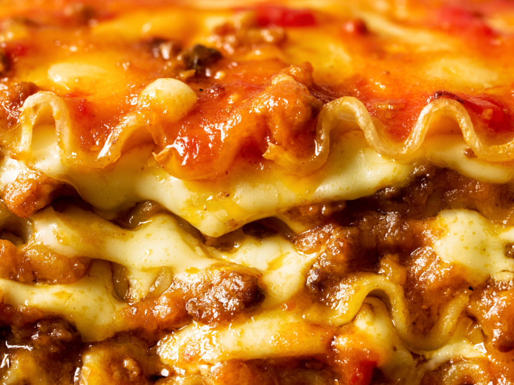 The Year of Lasagna