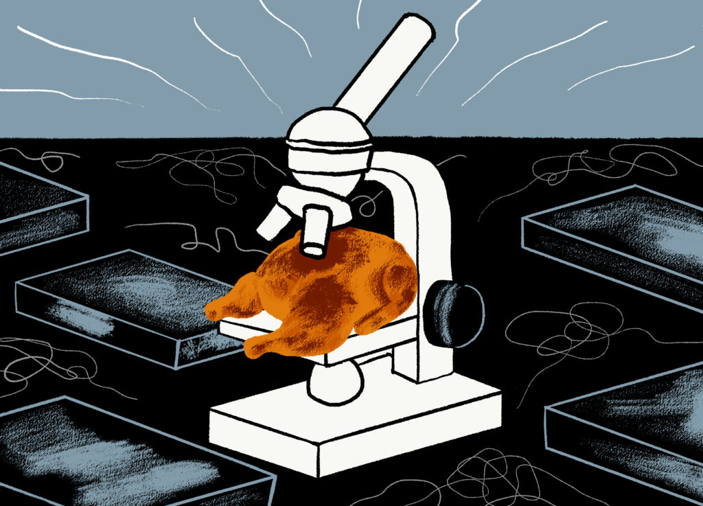 How to Roast a Chicken? The Answers Are Horrifying.
