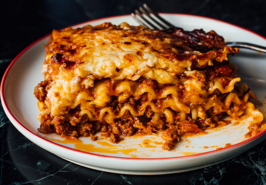 Ethiopian Lasagna