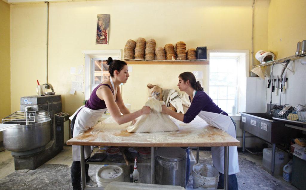 The Bread Has a Buddhist Spirit