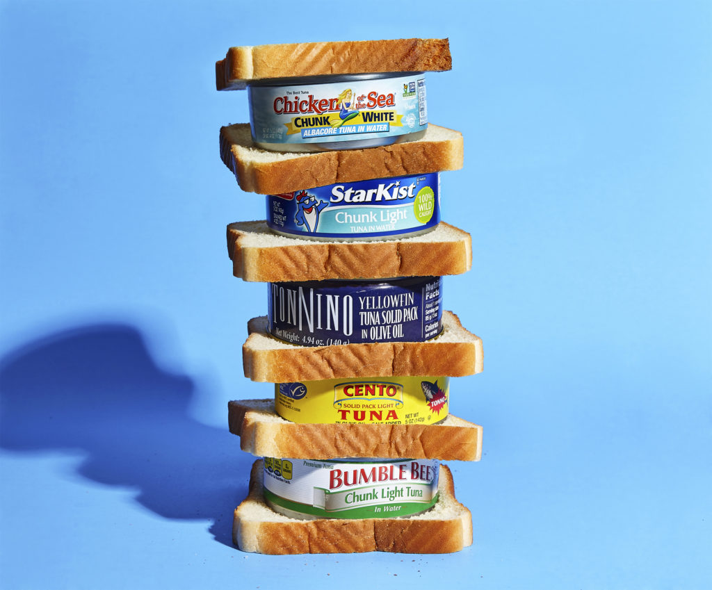 A Second Look at the Tuna Sandwich's All-American History