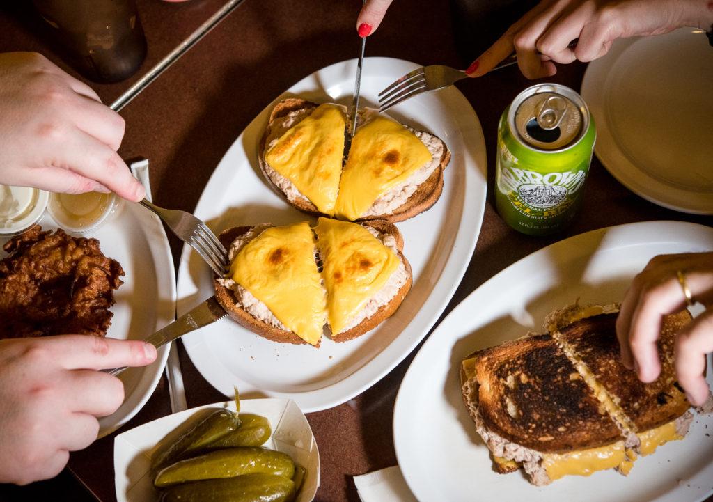 New York City Lives for the Tuna Melt