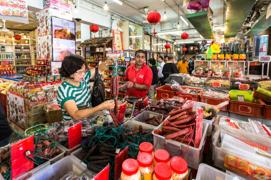 All Hail the Asian Supermarket: An American Institution