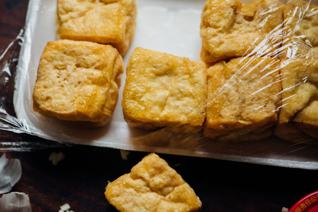 Freeze Your Fried Tofu. You Will Thank Us Later.