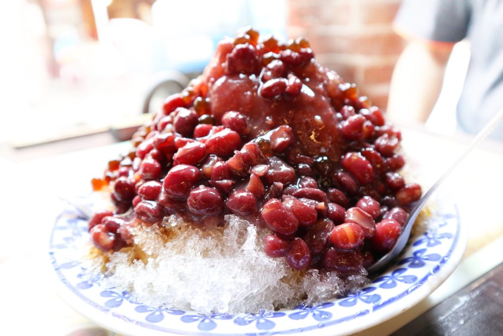 Red Bean Paste Can Make Anything a Dessert