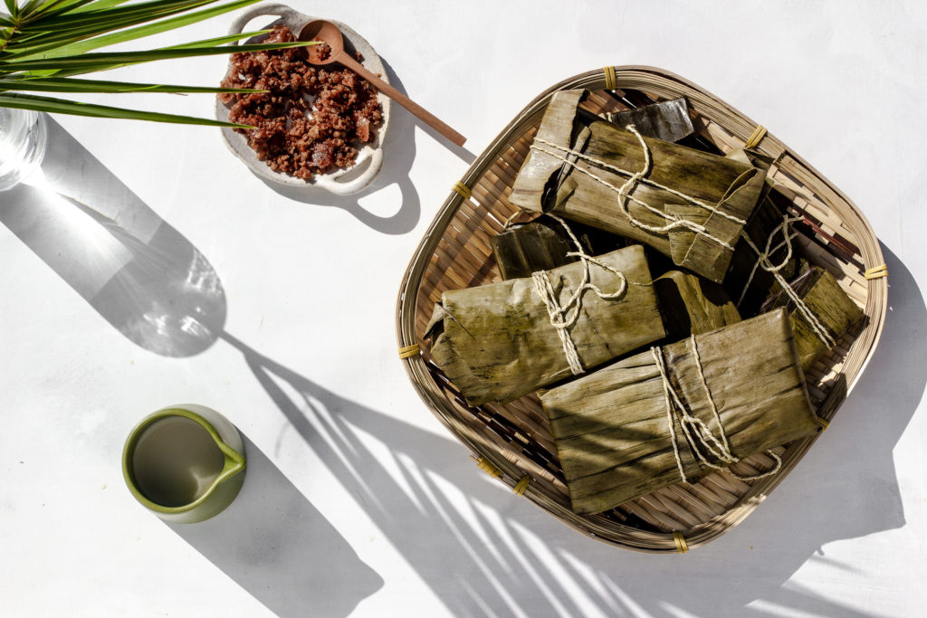 Suman: A Meal for Between Meals