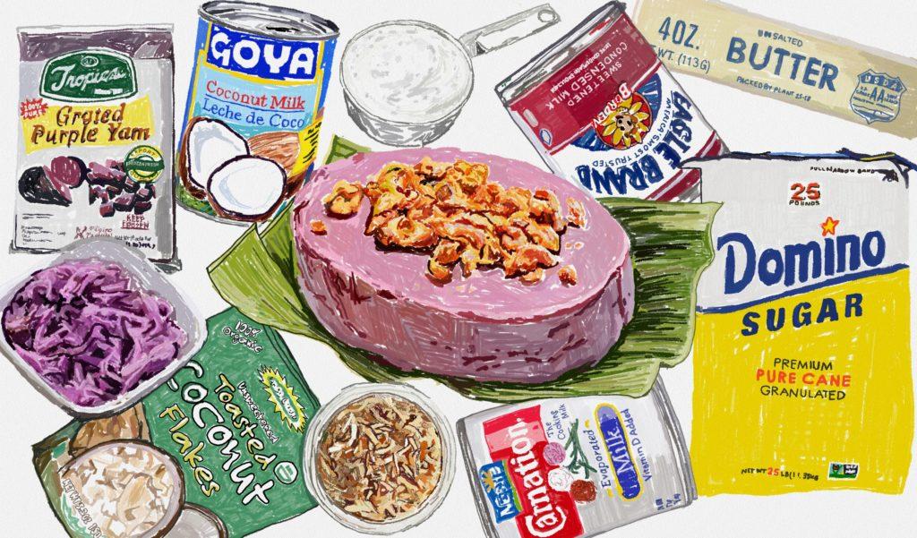 Ube Halaya: Spread It, Mix It, Eat It by the Spoonful