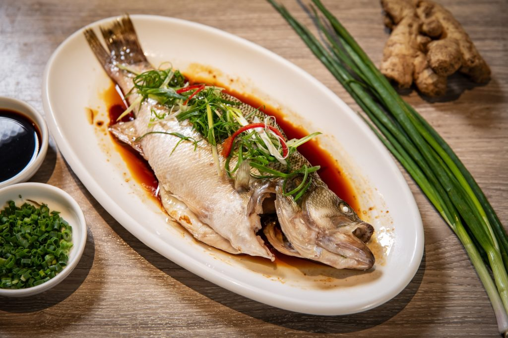 Steamed Whole Fish and the Ginger, Garlic, Scallion Trifecta