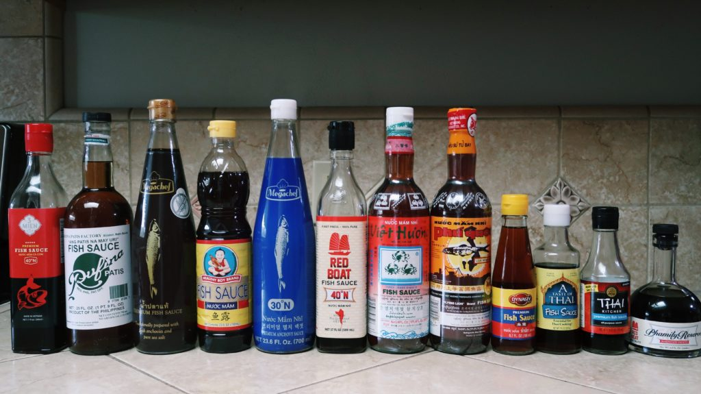 One Bottle of Fish Sauce Is Not Enough