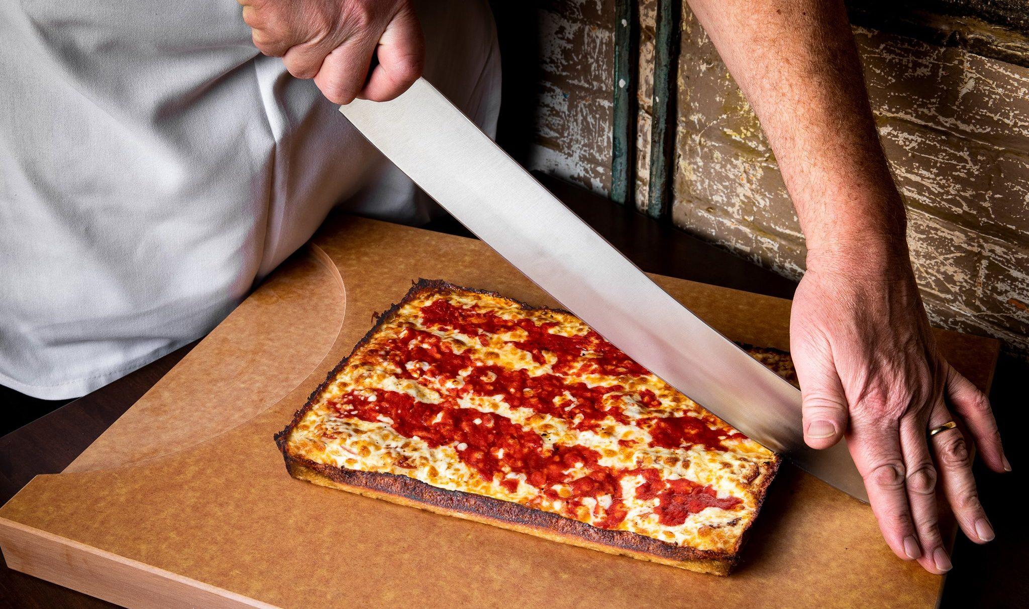 Buddy's Pizza Detroit recipe
