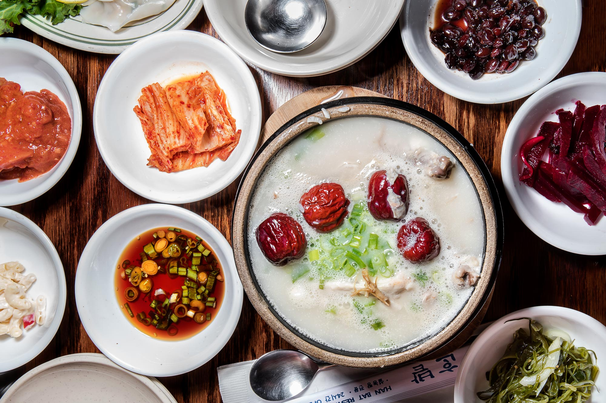 Samgyetang Korean Ginseng Chicken Soup Recipe