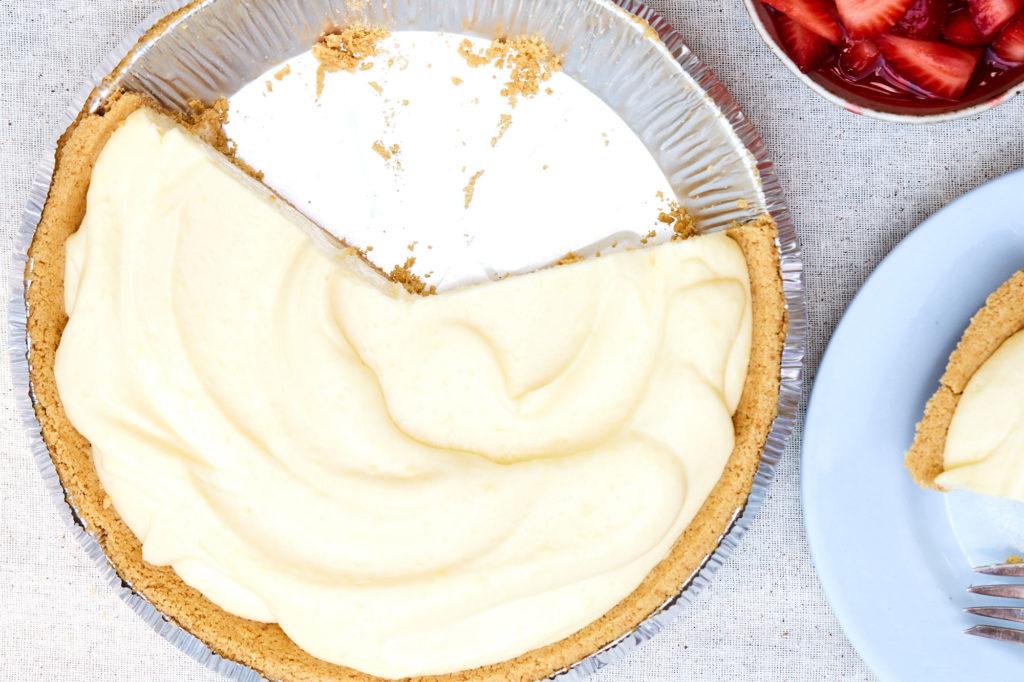 Jell-O's Famous No-Bake Cheesecake