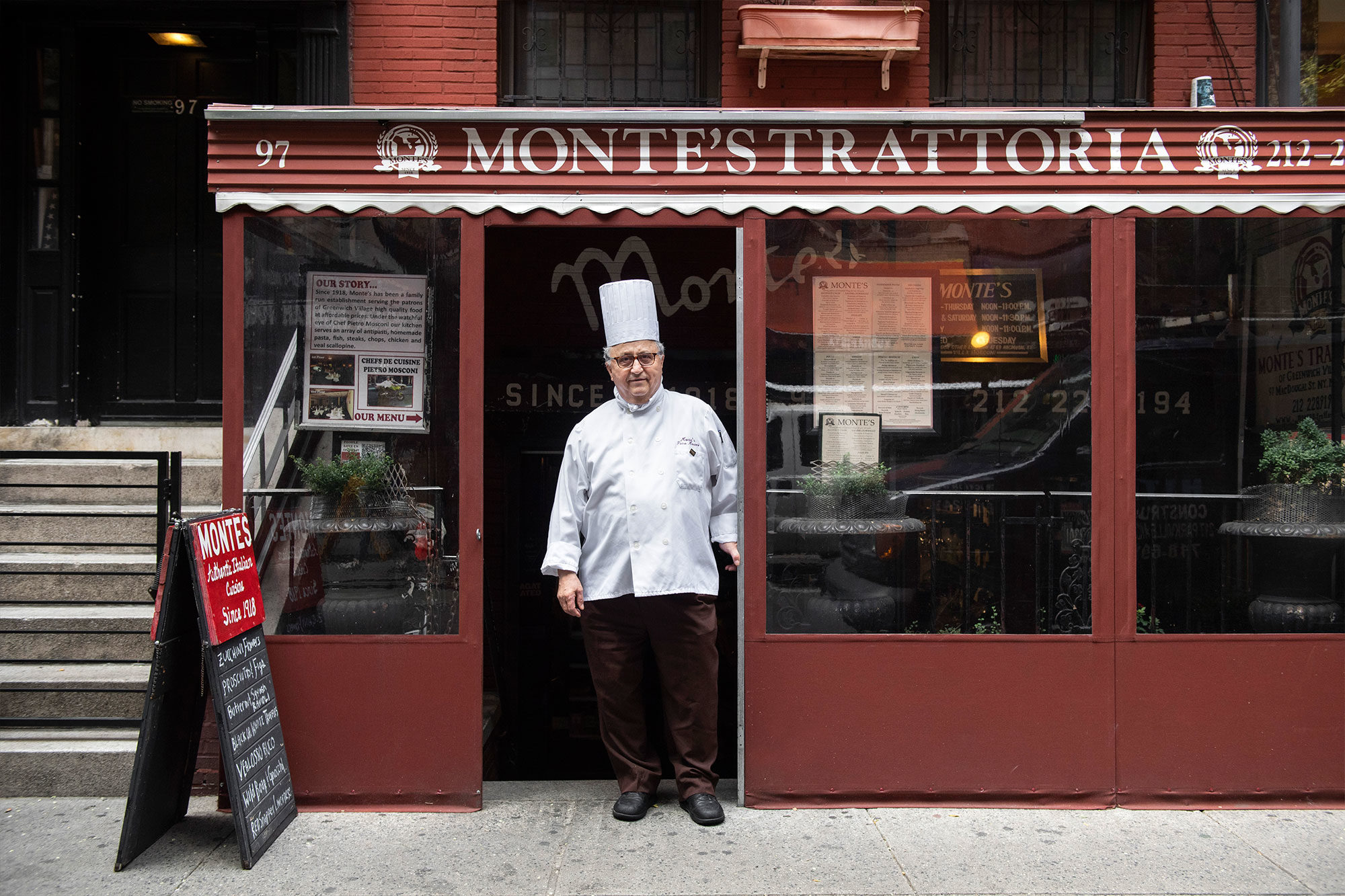 Article-Pietro-Mosconi-Montess-Trattoria-Italian-American-Restaurant-West-Village-NYC