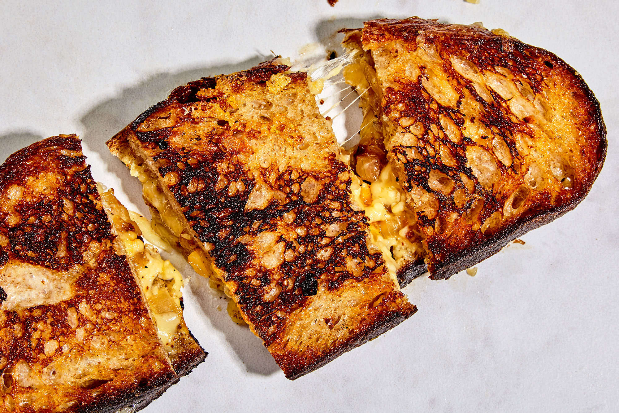 Miso Butter Grilled Cheese Recipe